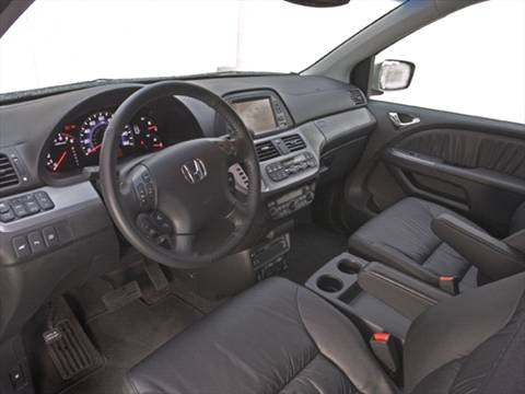 2010 Honda Odyssey LX Minivan 4D  photo