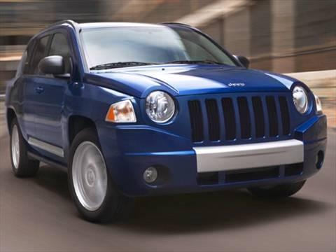 2010 Jeep Compass Sport SUV 4D  photo