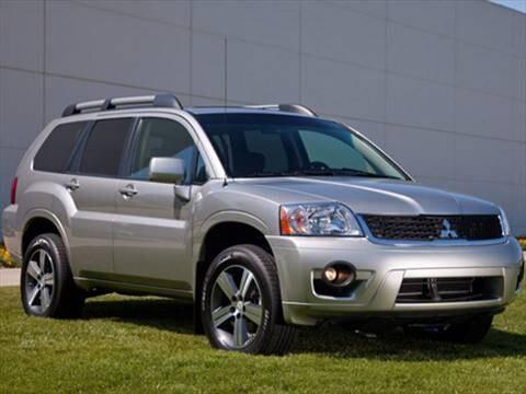 2010 Mitsubishi Endeavor LS Sport Utility 4D  photo