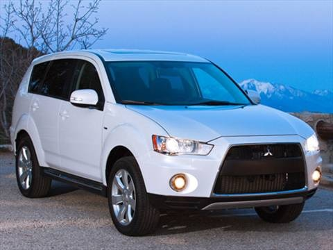 2010 Mitsubishi Outlander Se Sport Utility 4d Pictures And Videos Kelley Blue Book