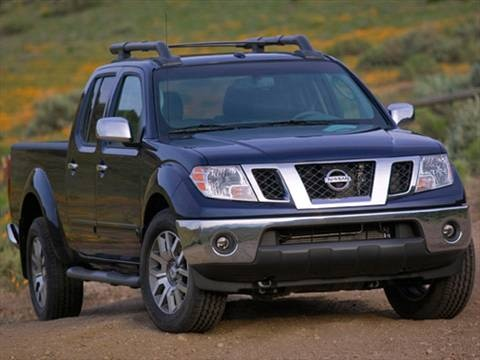 2010 Nissan Frontier Crew Cab SE Pickup 4D 6 ft  photo