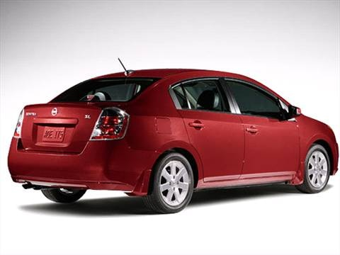 2010 Nissan Sentra Sedan 4D  photo