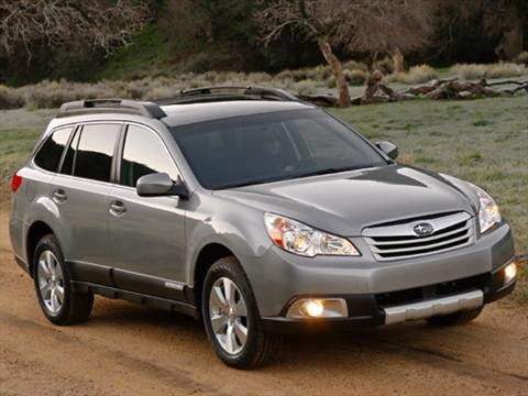 2010 Subaru Outback 2.5i Wagon 4D  photo