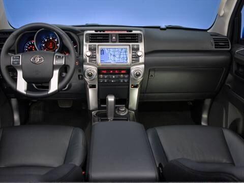 2010 Toyota 4Runner SR5 Sport Utility 4D  photo