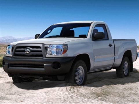 2010 toyota tacoma regular cab pickup 2d 6 ft pictures and videos kelley blue book. Black Bedroom Furniture Sets. Home Design Ideas
