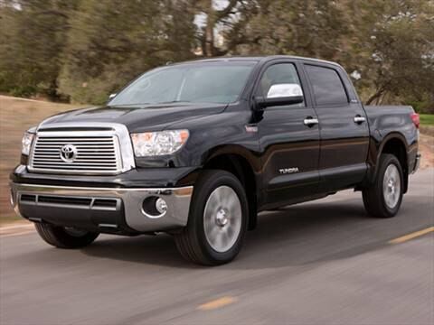 2010 Toyota Tundra CrewMax Limited Pickup 4D 5 1/2 ft  photo
