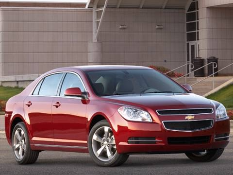 Top 10 Holiday Car Deals for 2011 - 2011 Chevrolet Malibu