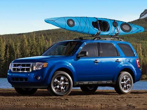 2011 Ford Escape XLS Sport Utility 4D  photo