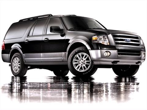 2011 Ford Expedition Limited Sport Utility 4D  photo