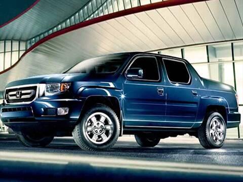 2011 Honda Ridgeline RT Pickup 4D 5 ft  photo