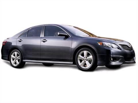 2011 Toyota Camry Sedan 4D  photo