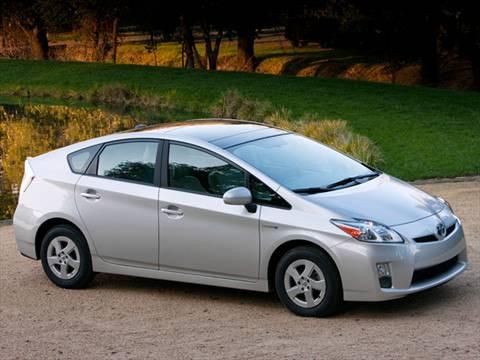 2011 Toyota Prius One Hatchback 4D  photo
