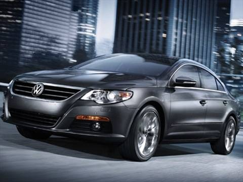 2011 Volkswagen Cc Lux Limited Sedan 4d Pictures And
