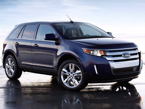 2012 Ford Edge SE Sport Utility 4D  photo