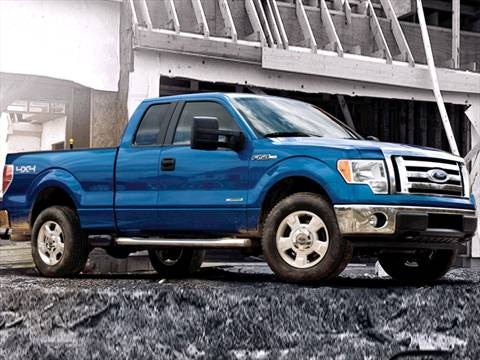 2012 ford f150 super cab lariat pickup 4d 6 1 2 ft pictures and videos kelley blue book. Black Bedroom Furniture Sets. Home Design Ideas