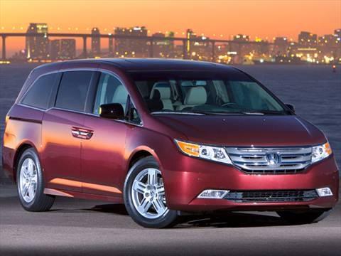 2012 Honda Odyssey LX Minivan 4D  photo