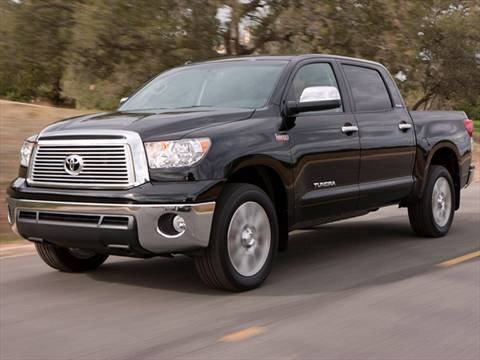 2012 Toyota Tundra CrewMax Pickup 4D 5 1/2 ft  photo