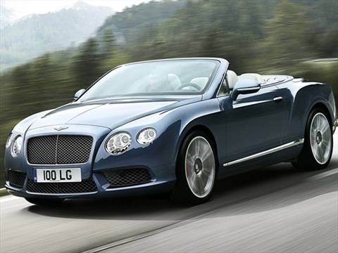 2013 Bentley Continental 4-door Flying Spur Speed  Sedan photo