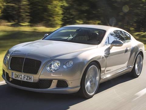 2013 Bentley Continental 2-door GT Speed  Coupe photo