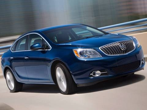 2013 Buick Verano Leather Sedan 4d Pictures And Videos
