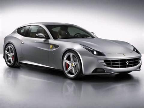 2013 Ferrari FF 2-door   Coupe photo