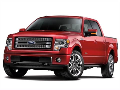 2013 Ford F150 SuperCrew Cab XL Pickup 4D 5 1/2 ft  photo