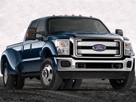 2013 Ford F450 Super Duty Crew Cab 4-door XL  Pickup photo
