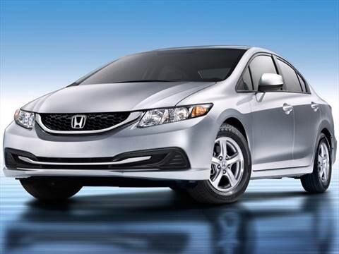 2013 Honda Civic 4-door Natural Gas  Sedan photo