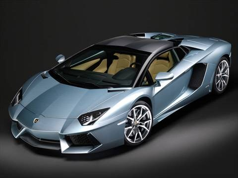 2013 Lamborghini Aventador 2-door LP 700-4  Roadster photo