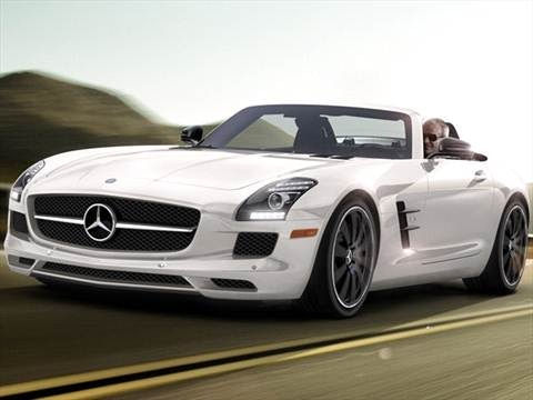 2013 Mercedes-Benz SLS-Class 2-door SLS AMG GT  Convertible photo