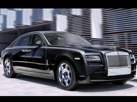 2013 Rolls-Royce Ghost 4-door   Sedan photo