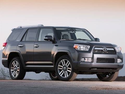 2013 Toyota 4Runner SR5 Sport Utility 4D  photo
