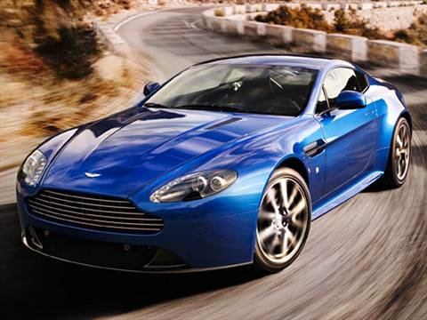 2014 Aston Martin Vantage 2-door V8  Coupe photo