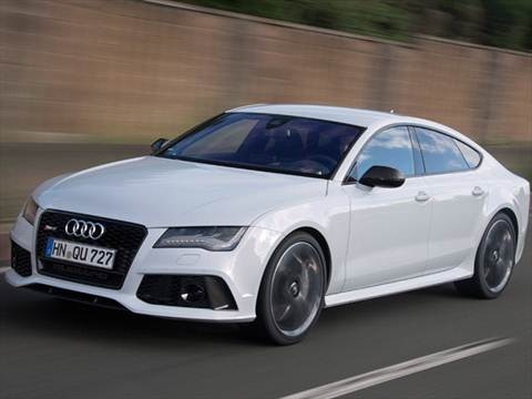 2014 Audi RS 7 4-door Prestige  Sedan photo