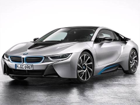 2014 BMW i8 2-door   Coupe photo