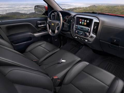 2014 Chevrolet Silverado 1500 Crew Cab Photos