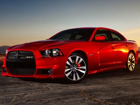 2014 Dodge Charger 4-door SRT8  Sedan photo