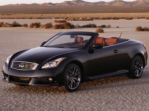 2014 Infiniti Q60 2-door IPL  Convertible photo