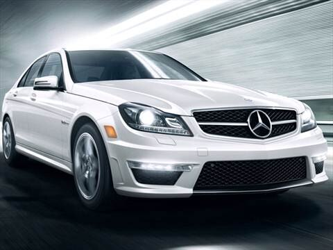 2014 Mercedes-Benz C-Class 4-door C63 AMG Edition 507  Sedan photo
