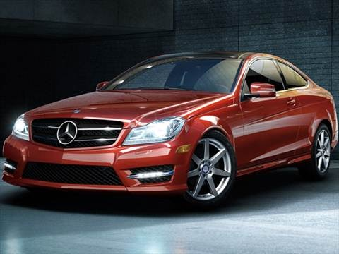 2014 mercedes benz c class c250 coupe 2d pictures and videos kelley blue book - Mercedes c class coupe 2014 review ...