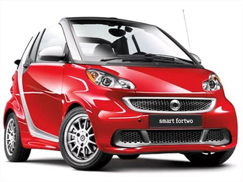 2014 smart fortwo 2-door Passion  Cabriolet photo