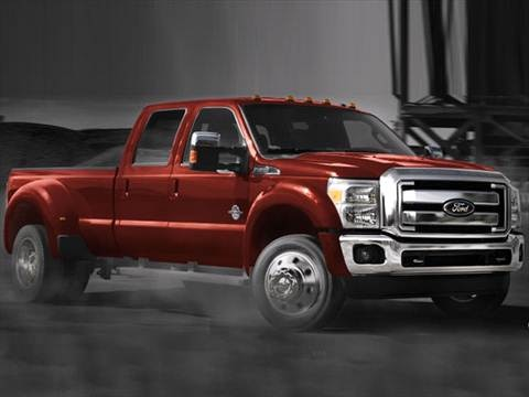 2015 Ford F450 Super Duty Crew Cab 4-door XL  Pickup photo