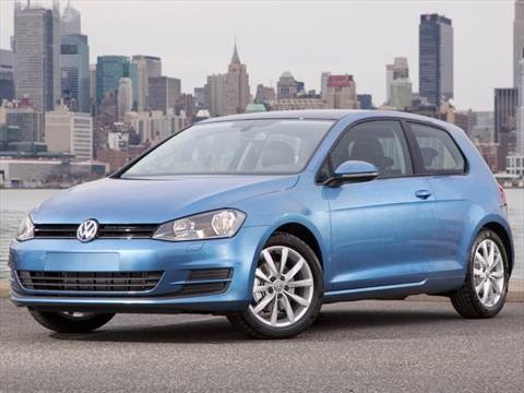 2015 Volkswagen Golf 2-door S  Hatchback Coupe photo