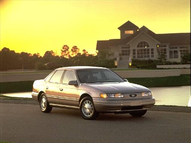 Videos: 2013 Ford Taurus Sedan History in Pictures - Kelley Blue Book