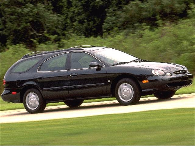 Videos: 1995 Ford Taurus Wagon History in Pictures - Kelley Blue Book