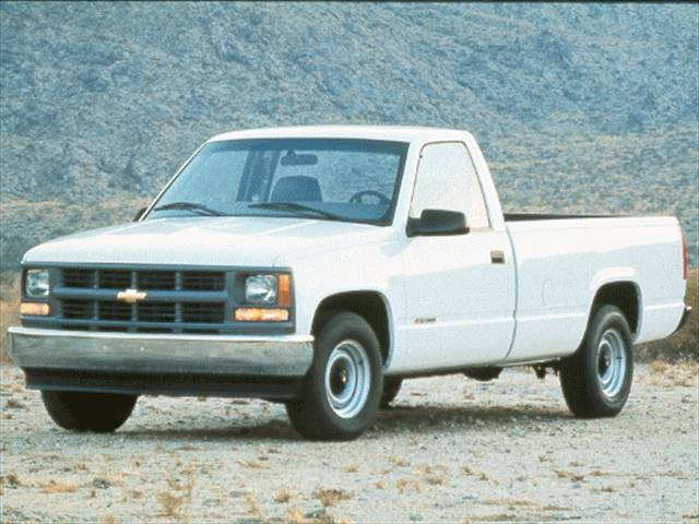 Photos and Videos: 1995 Chevrolet 2500 Extended Cab Pickup History in