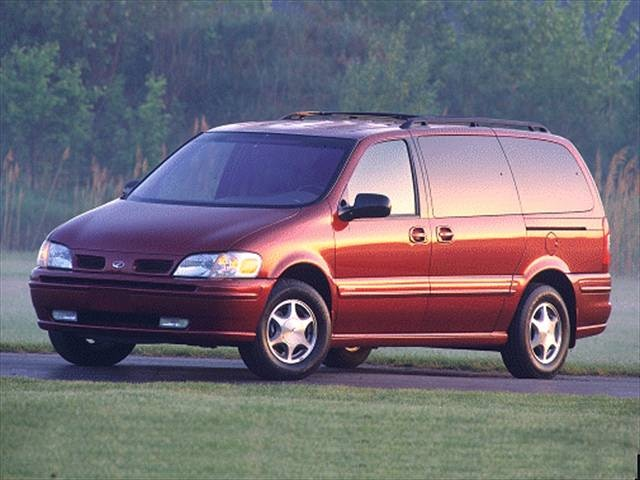 top consumer rated vans minivans of 2000 kelley blue book. Black Bedroom Furniture Sets. Home Design Ideas