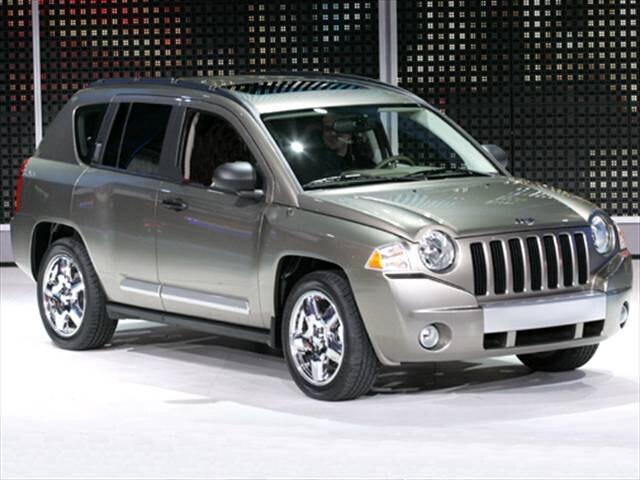 most fuel efficient suvs of 2007 jeep compass kelley. Black Bedroom Furniture Sets. Home Design Ideas