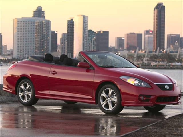 photos and videos 2008 toyota solara convertible history in pictures kelley blue book. Black Bedroom Furniture Sets. Home Design Ideas
