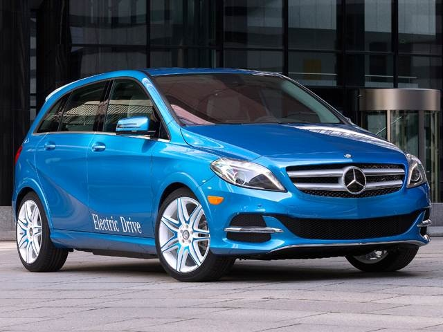 Most Fuel Efficient Electric Cars of 2014